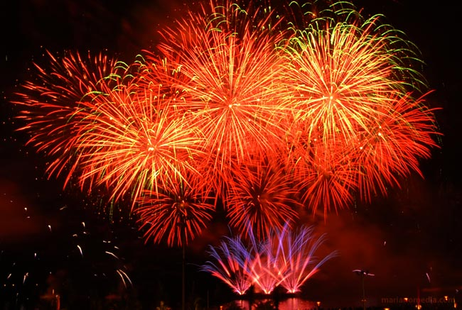 Fireworks - Start the New Year with a bang! by Michael Mariano