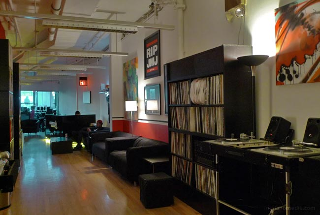 Scratch DJ Academy New York - Photograph by Michael Mariano